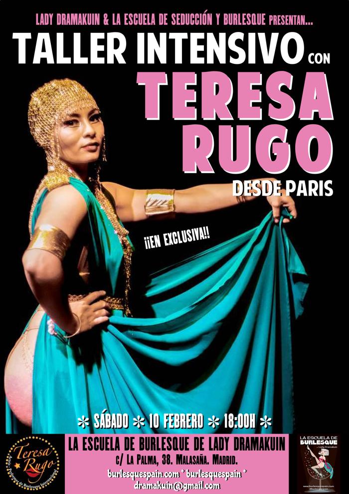 TERESA RUGO XS
