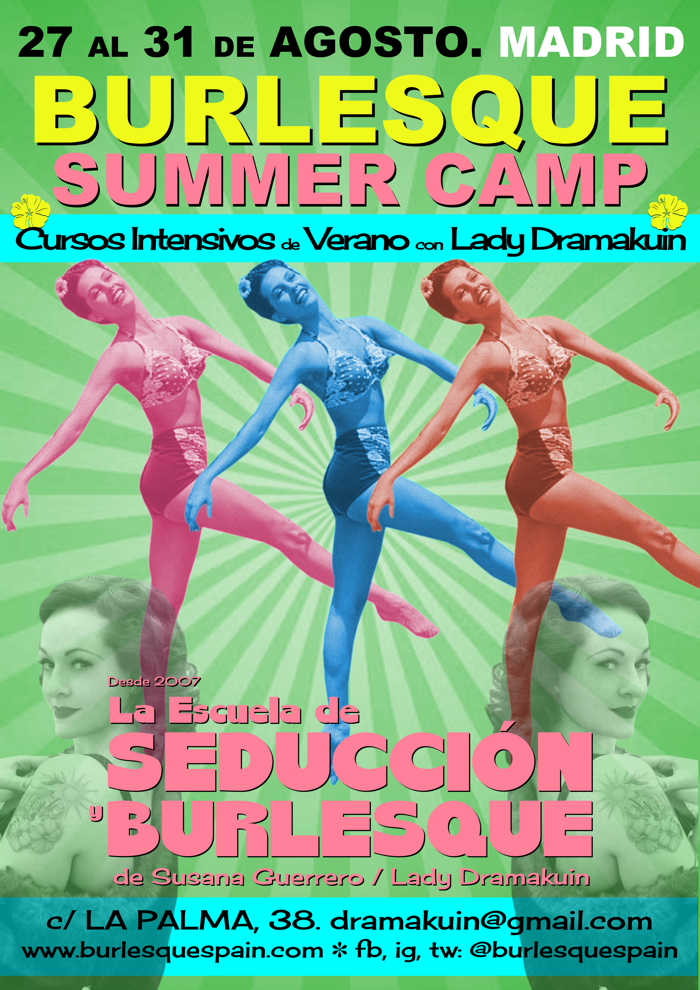 SUMMER CAMP MADRID AGOSTO XS
