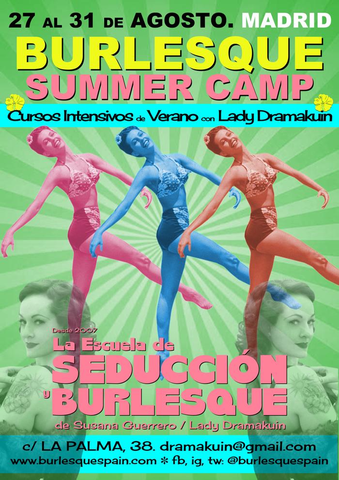 SUMMER CAMP MADRID AGOSTO XS