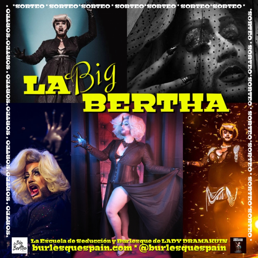 SORTEO LA BIG BERTHA