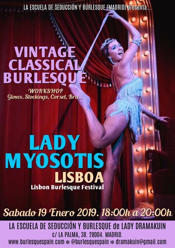 LADY MYOSOTIS