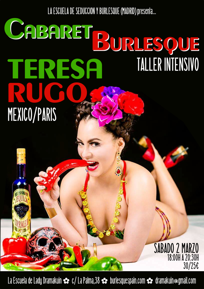 TERESA RUGO '19 XS